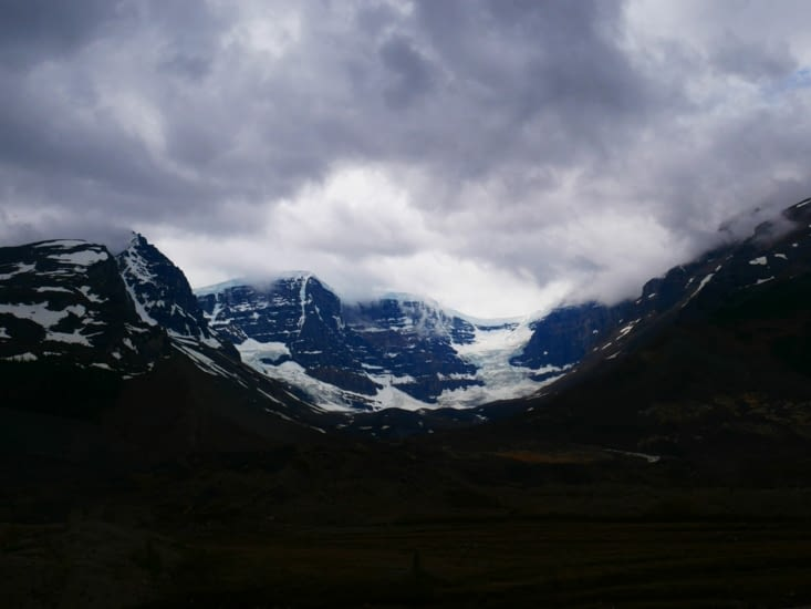 Le Columbia Icefield