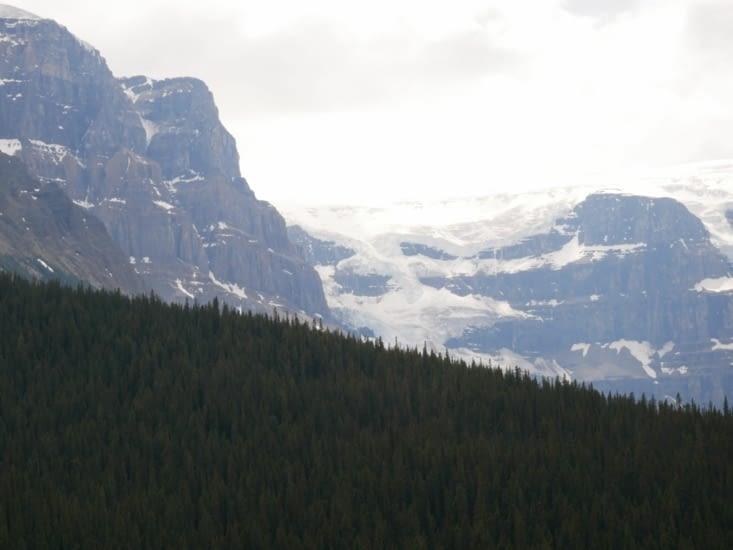 Le glacier Stutfield
