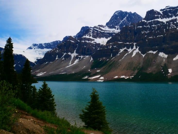 Le bow lake
