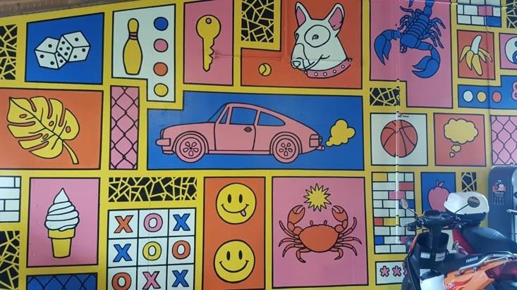 Street art bis