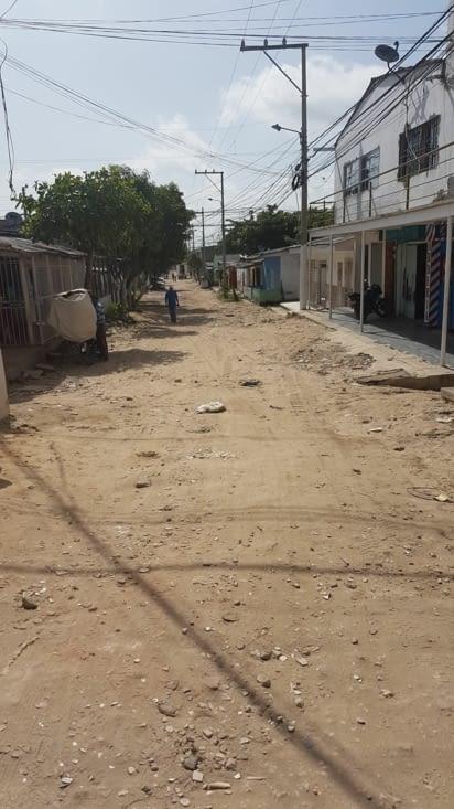 Les rues de Barranquilla