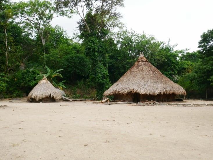 Habitat indigène
