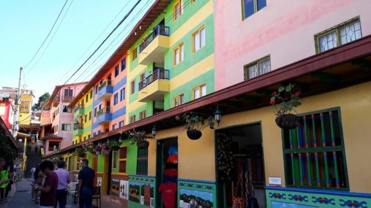 Les couleurs de Guatape