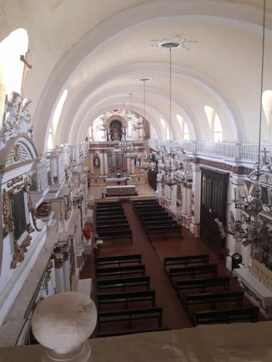 L'église du couvent