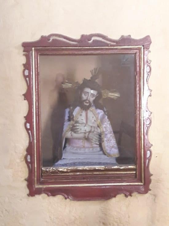 Une représentation de l'art péruvien de l'époque, très sombre...