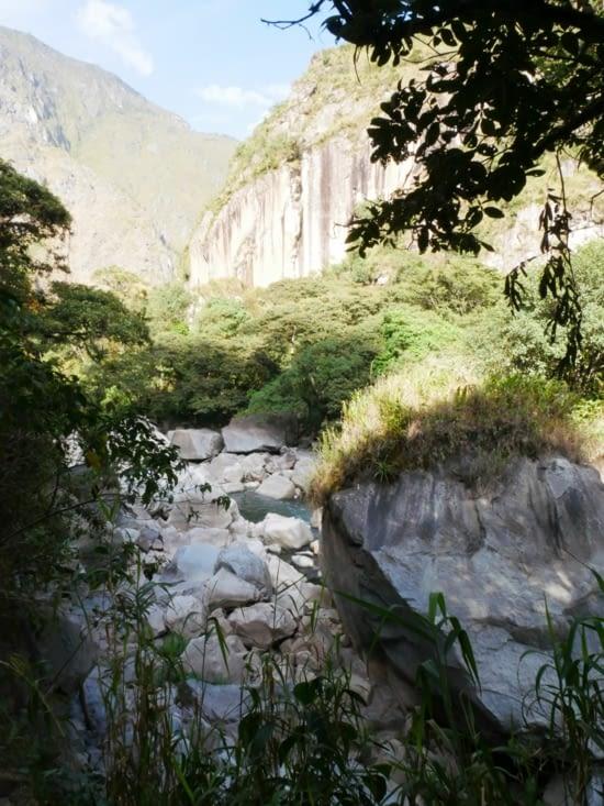 Petite rivière (avec comme une air de la Réunion)