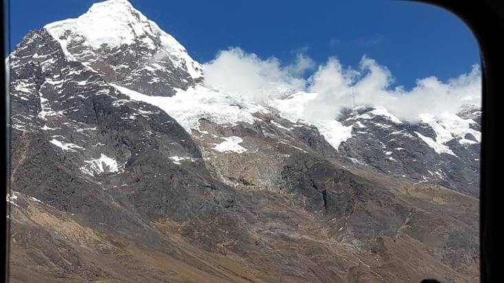 Route en altitude