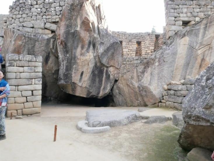 Temple du Condor !