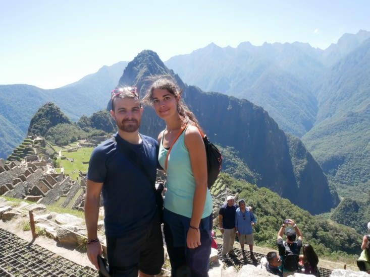 Touristes !!