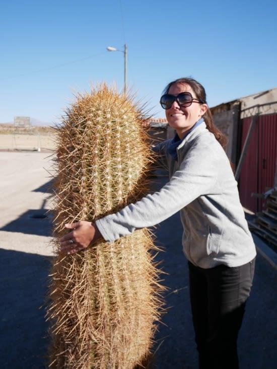 On s'est fait un pote dans le désert !