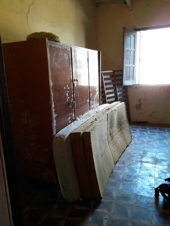 """Entrée de """"notre"""" chambre"""