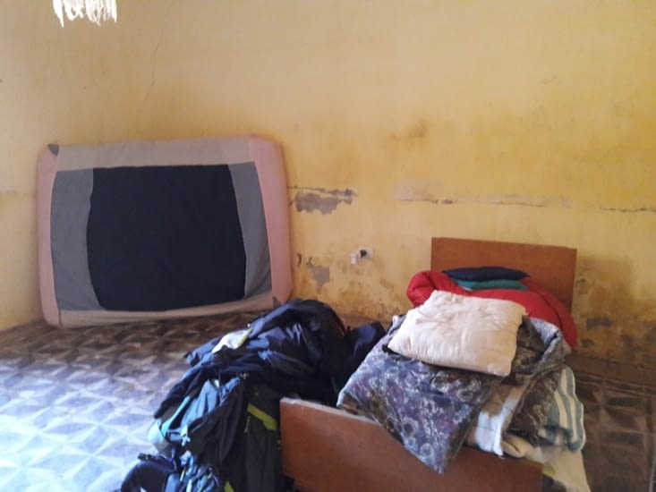 Et notre lit matrimonial