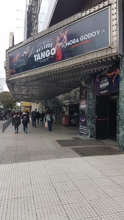 Le Broadway argentin