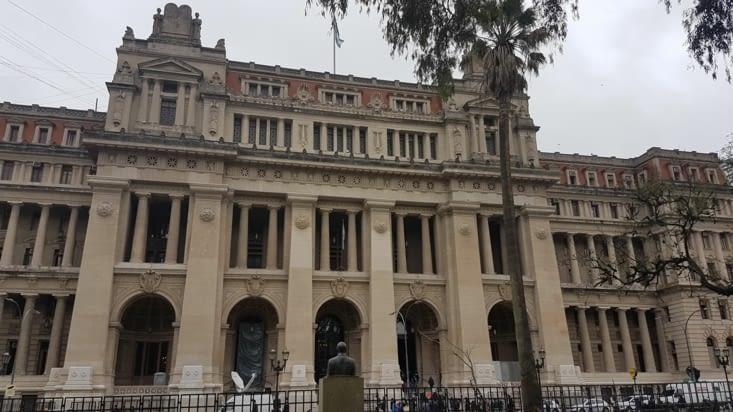 Palais de la justice