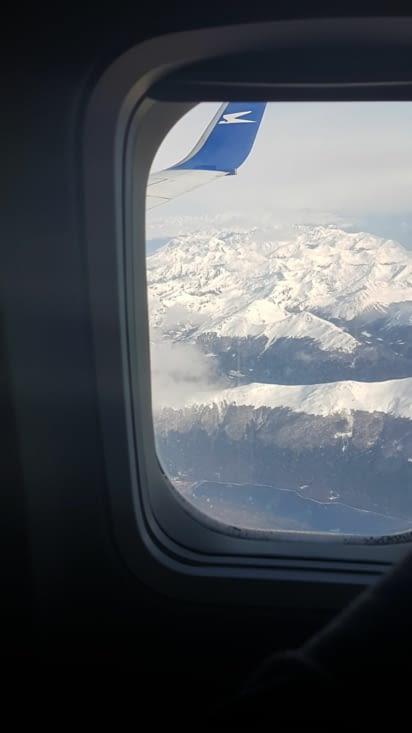 Arrivée sur Ushuaia