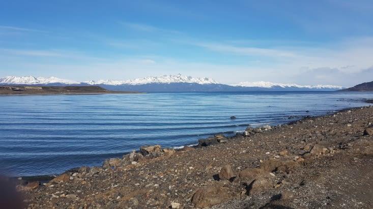 On sent déjà que la Patagonie ça va nous plaire !