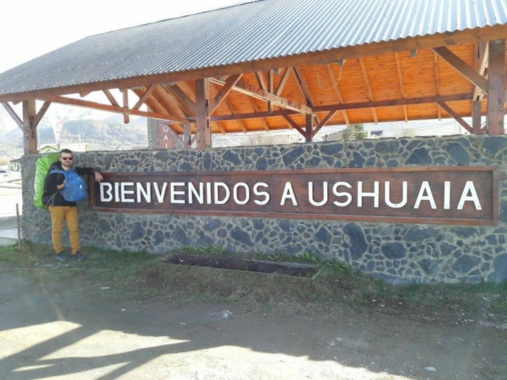 Ushuaia nous voilà !
