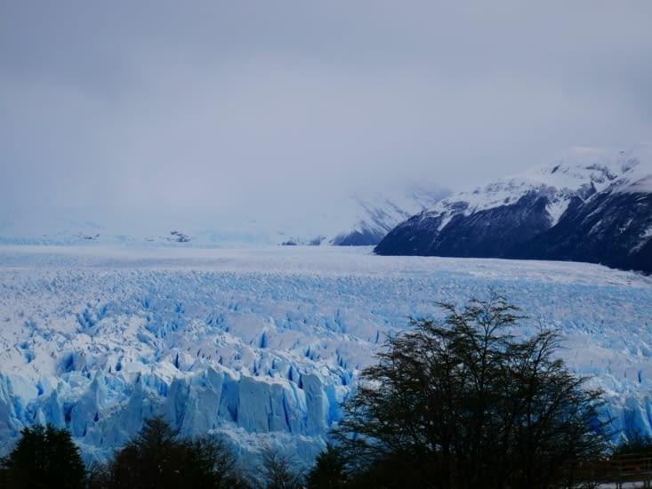 Dernier aperçu de cette mer de glace
