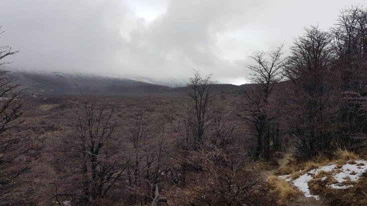 Ancienne plaine glacière