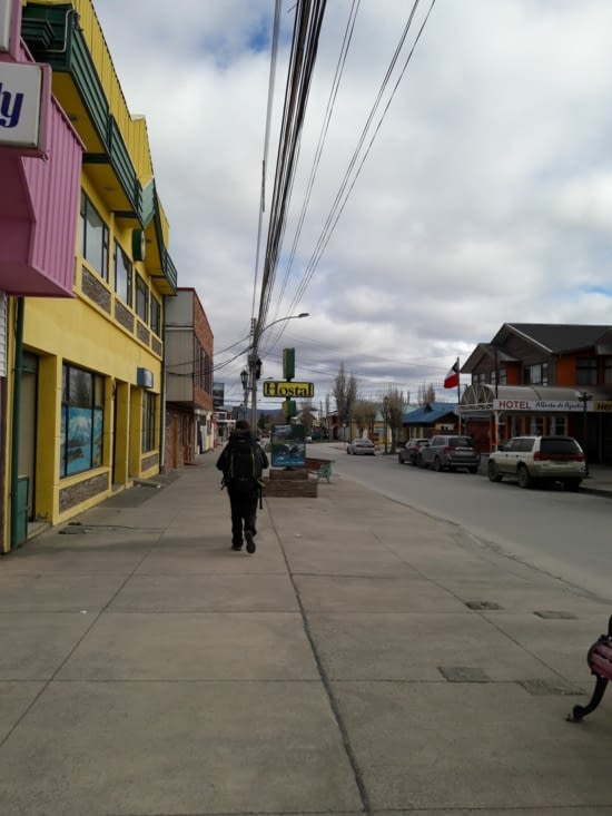 Premiers pas dans Puerto Natales