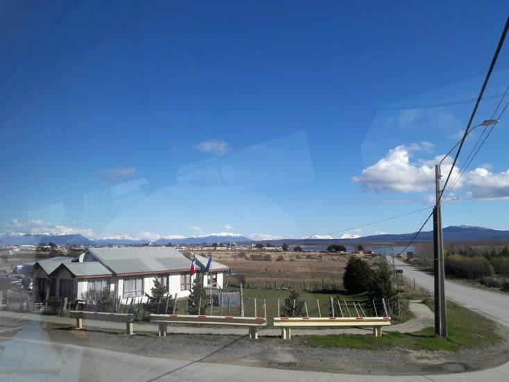 Départ de Puerto Natales