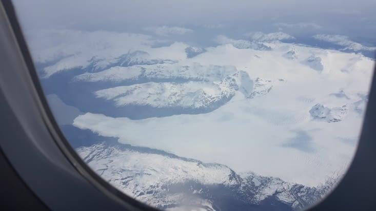 Les glaciers se révèlent