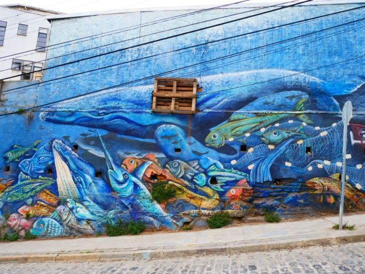 Mur aquatique
