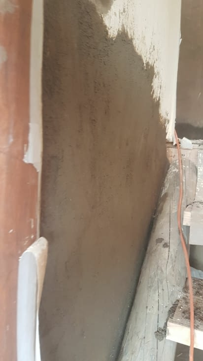 La couche de Révoque sur notre petit mur