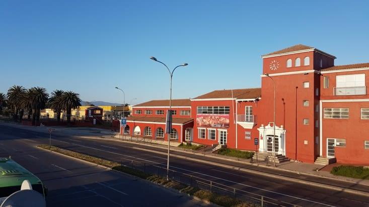 Gare transformé en musée