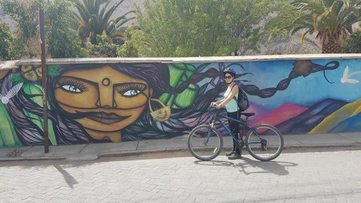 Début de journée vélo !