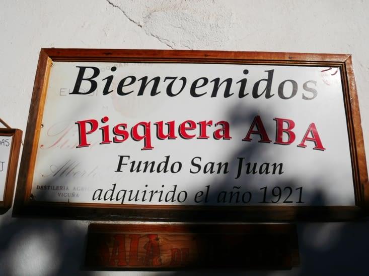 Distillerie Aba