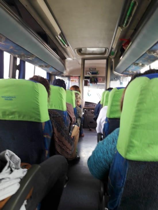 Encore du bus
