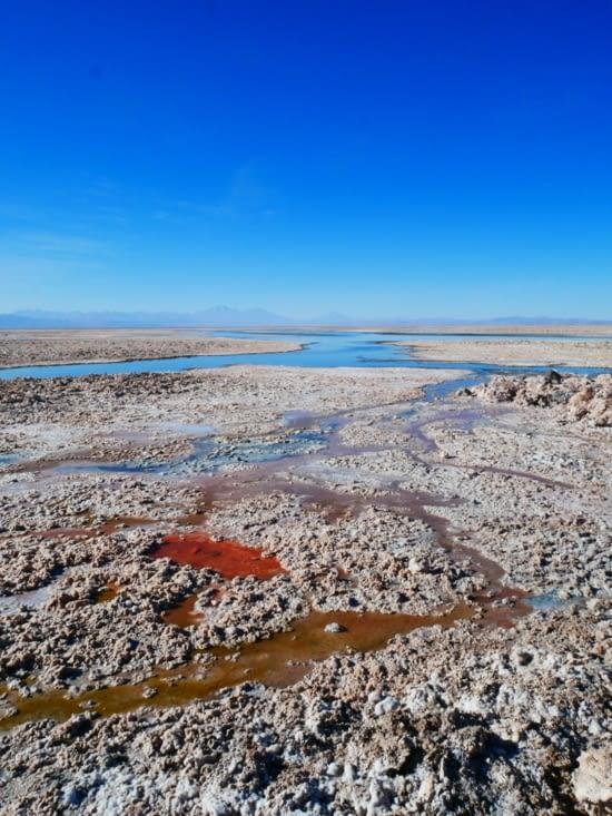 Et les couleurs de la lagune