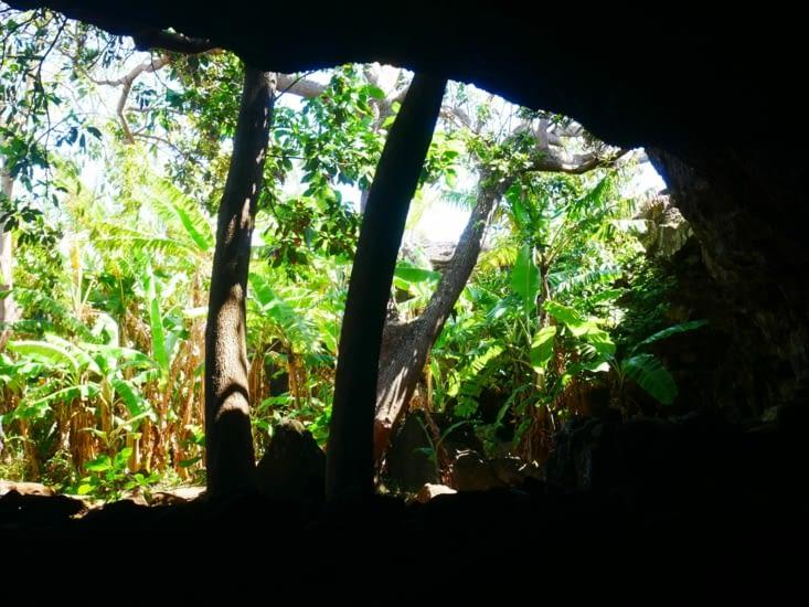 Deuxième grotte