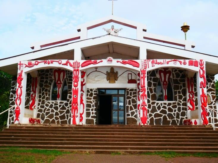 Église d'Hanga Roa