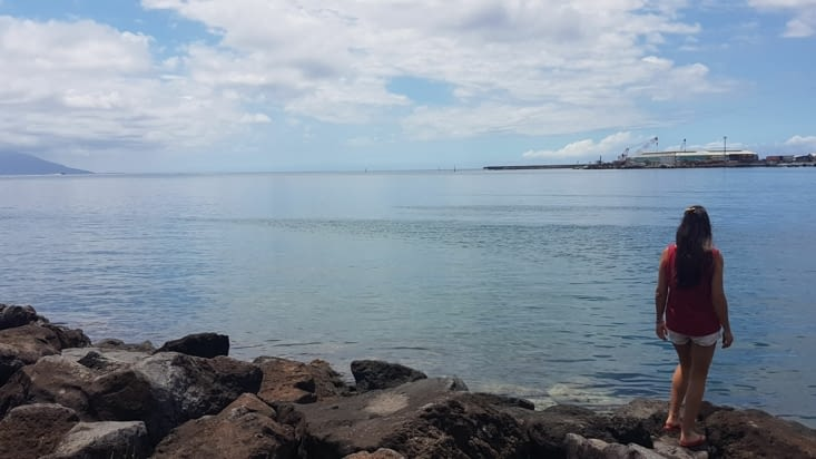 Seconde journée dans Papeete