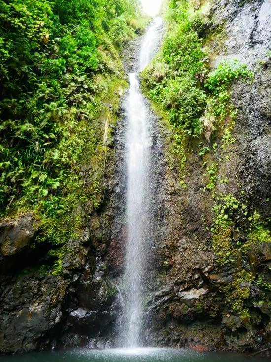 Dernière et imposante cascade