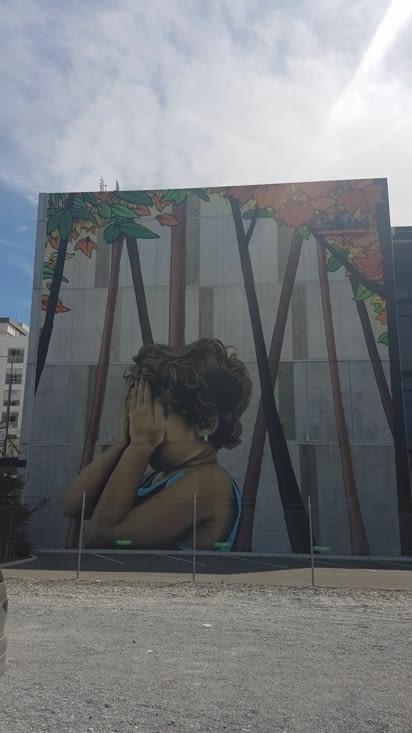 Beaucoup de street art