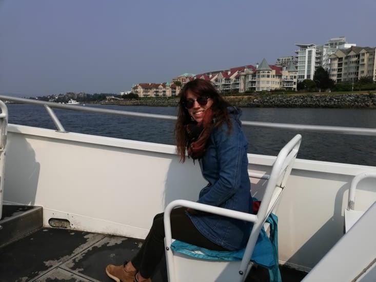 Excursion bateau !