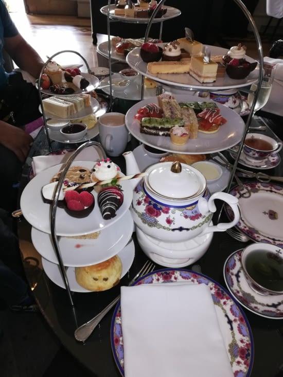 Salon de thé , que padrissima ! (Waouuuuuuuuh)