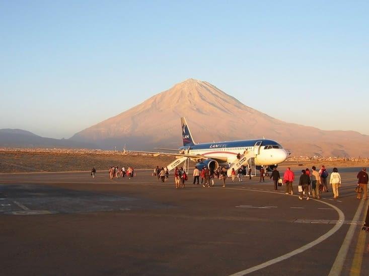 Arequipa aeroport