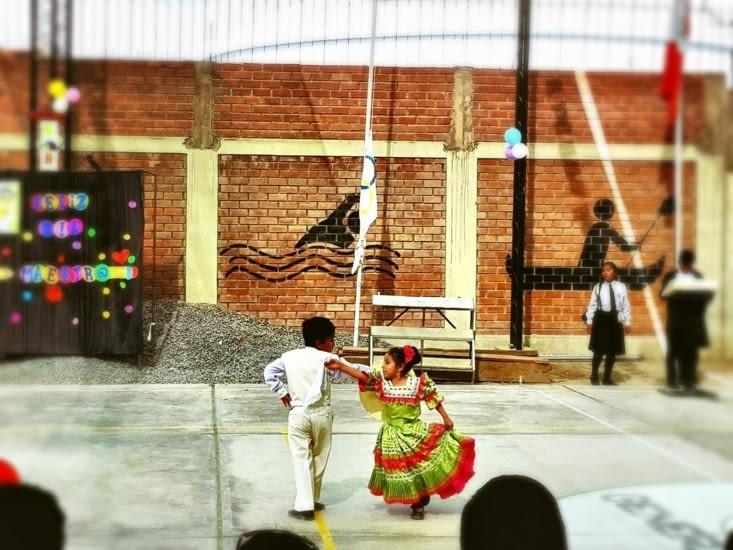 Danse typique d'Arequipa