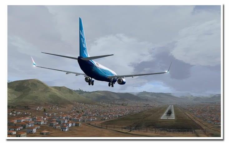 aéroport cuzco