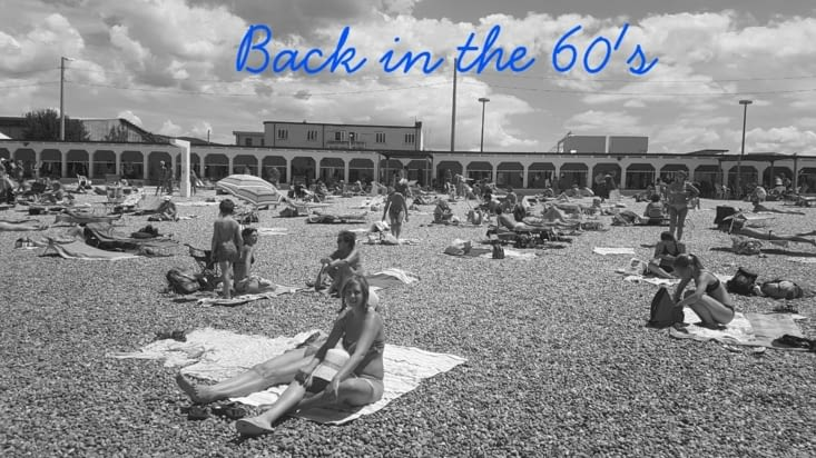 Back in the 60's