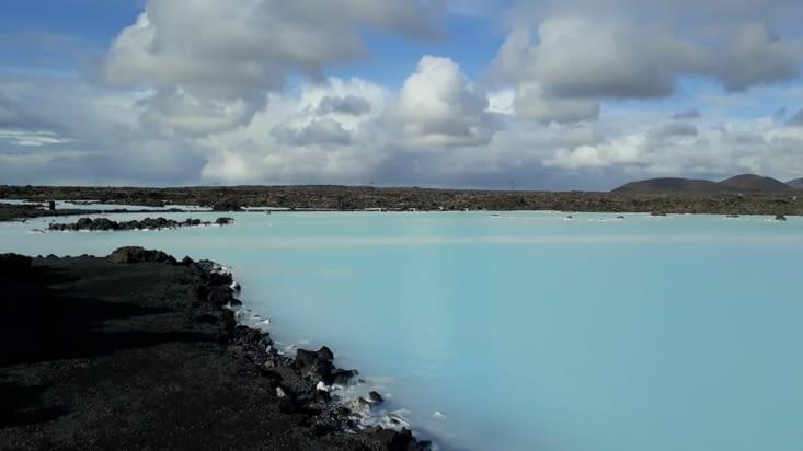 Vue extérieur Blue Lagoon