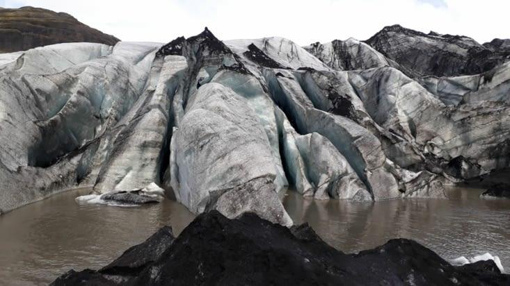 Glacier Solheimajokull