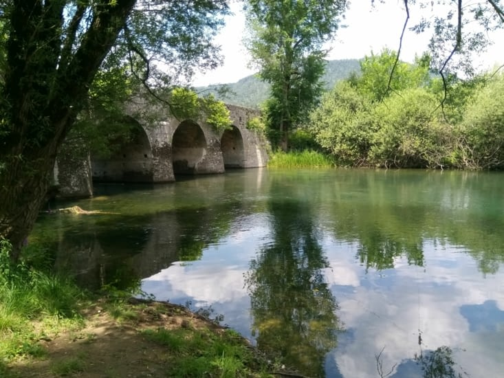 Pause..... rivière Unica