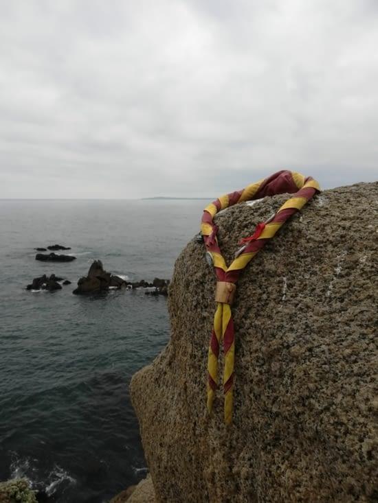 Le foulard en balade