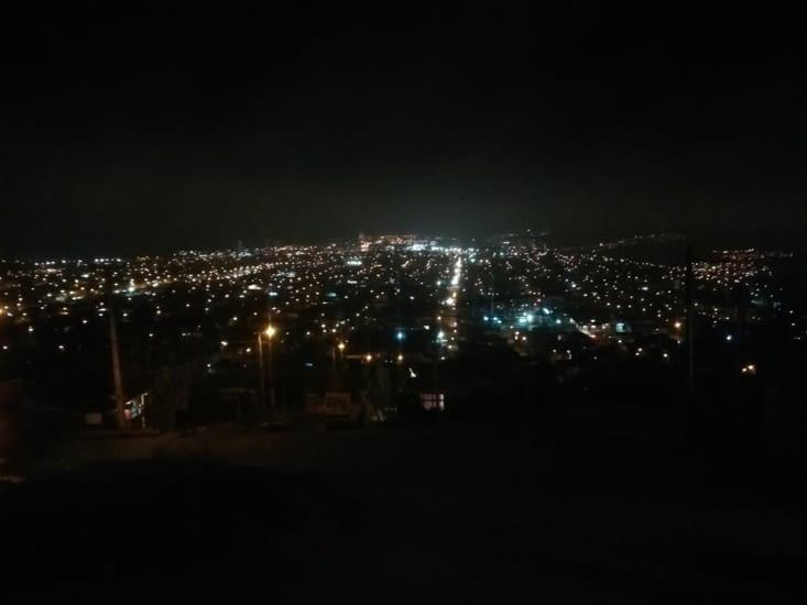 Vina Del Mar, la nuit.