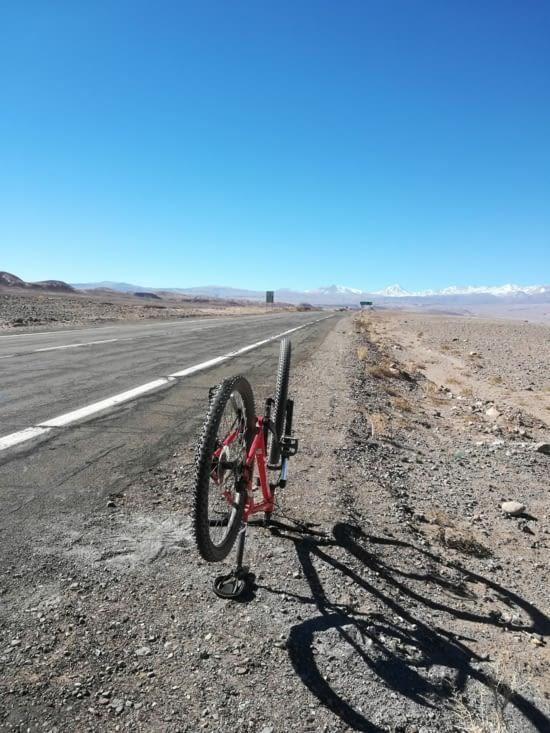 Petit problème de vélo avec Adrien
